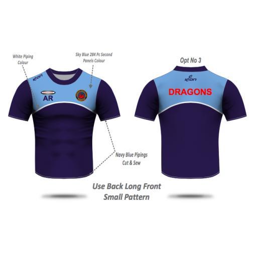 Unsworth CC Training T-shirt