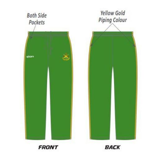 Broadbottom CC T20 Pants