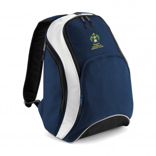Rochdale CC Backpack