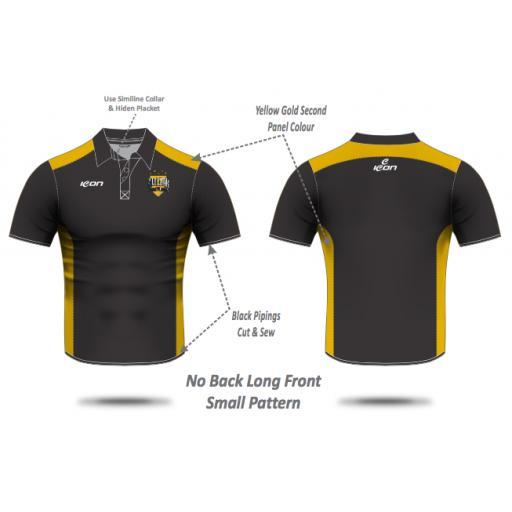 Five Star Sports Pique Polo Shirt