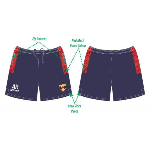 Maghull CC Training Shorts