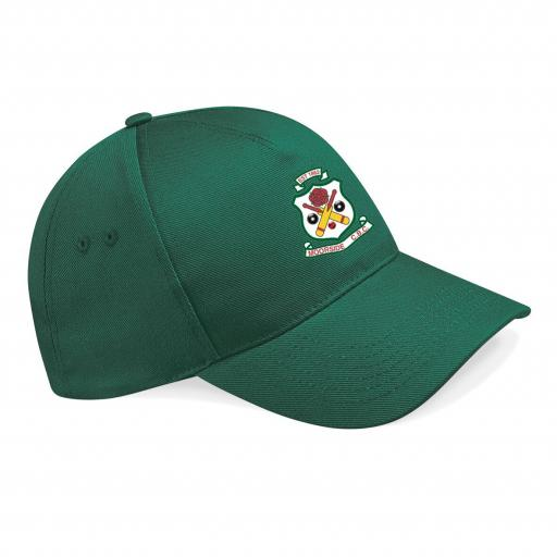 Moorside C & BC Cricket Cap