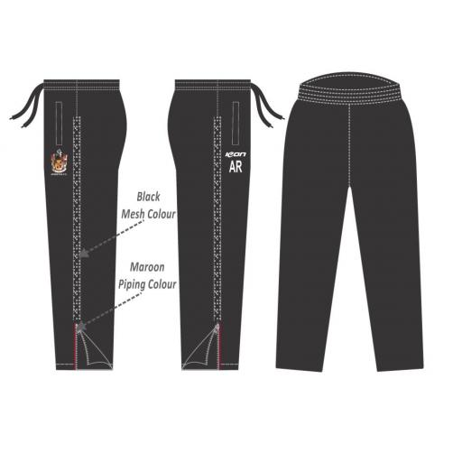 Atherton CC Microstretch Track Pants