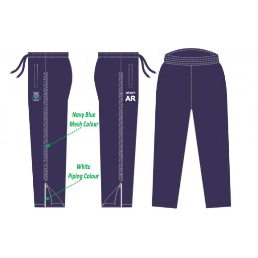 Prestatyn CC Microstretch Track Pants