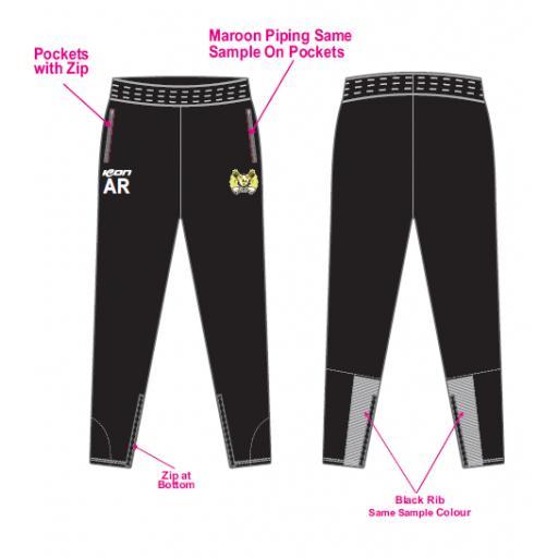 Crompton CC Skinny Fit Track Pants