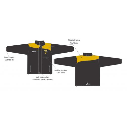 Five Star Sports Coaches Jacket