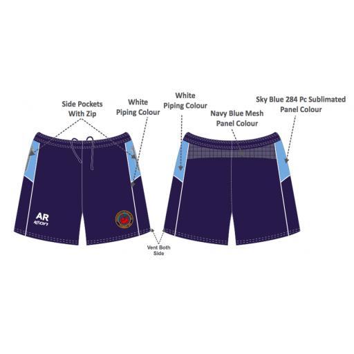 Unsworth CC Training Shorts
