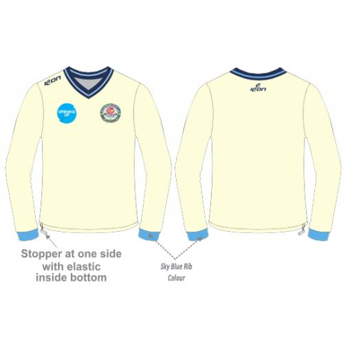 Swinton Moorside CC Sweater - Long Sleeve