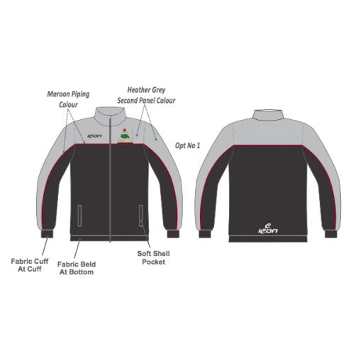 Werneth CC Travel Jacket
