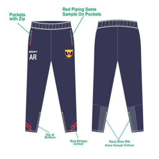 Maghull CC Skinny Fit Training Pants