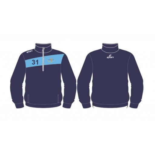 Norden CC Training Jacket - 1/4 Zip