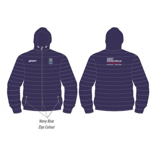 Prestatyn CC Puffer Jacket