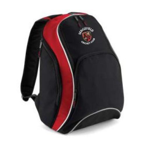 Sedgefield CC Backpack