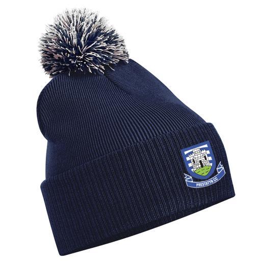 Prestatyn CC Beanie Hat