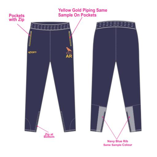 Southport Trinity CC Skinny Fit Track Pants
