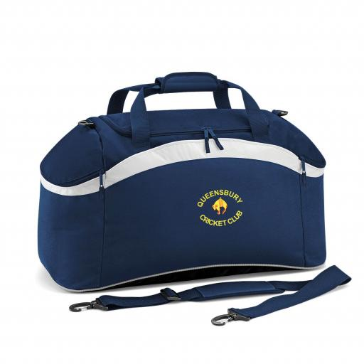 Queensbury CC ICON Kit Bag