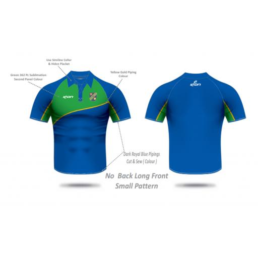 North West Ladies Cricket Union Pique Polo Shirt