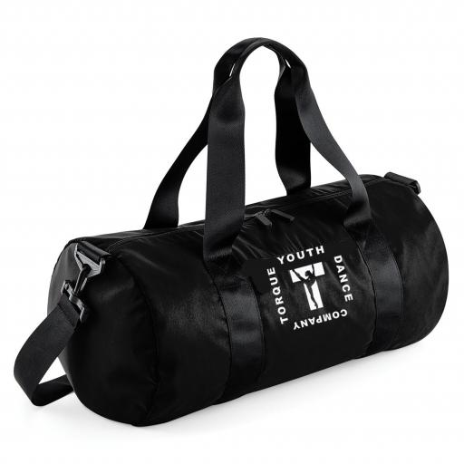 Torque Dance 'Standard' Studio Barrel Bag