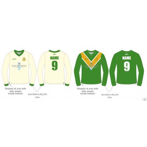 Broadbottom CC Reversible Sweater - Long Sleeve