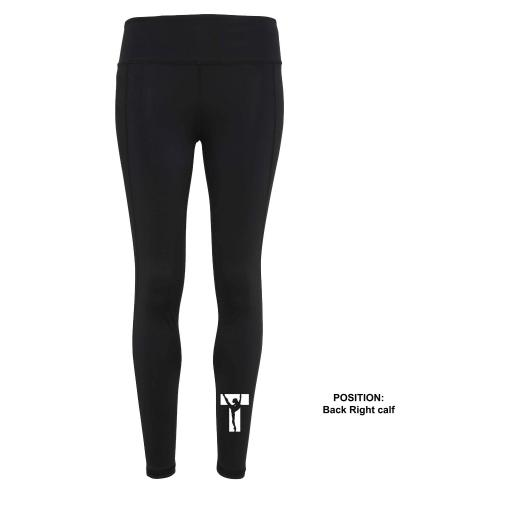 Torque Dance 'Standard' Childrens Leggings