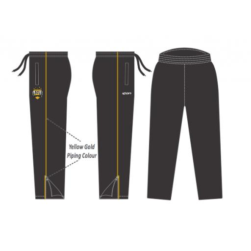 Five Star Sports Microstretch Track Pants