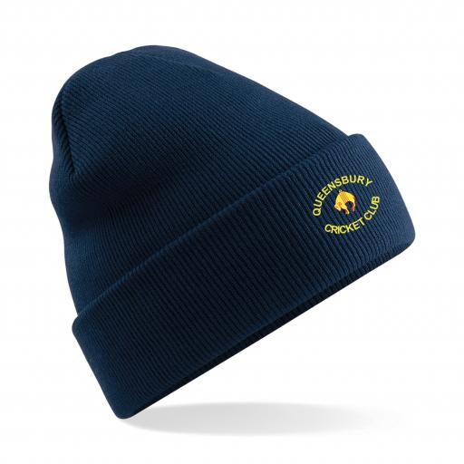 Queensbury CC Beanie Hat