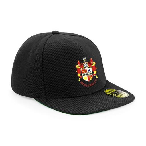 Middleton CC Original Flat Peak Snapback