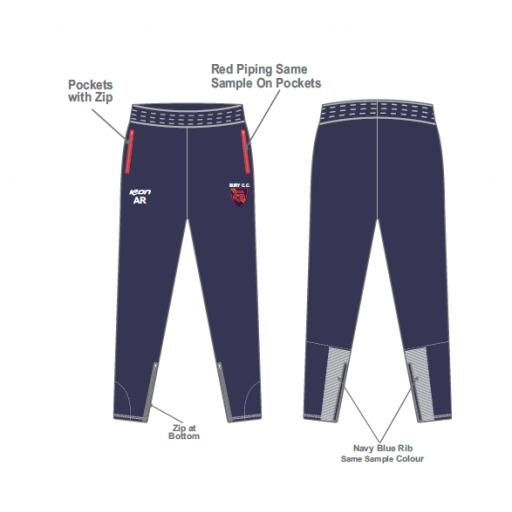 Bury CC Skinny Fit Track Pants