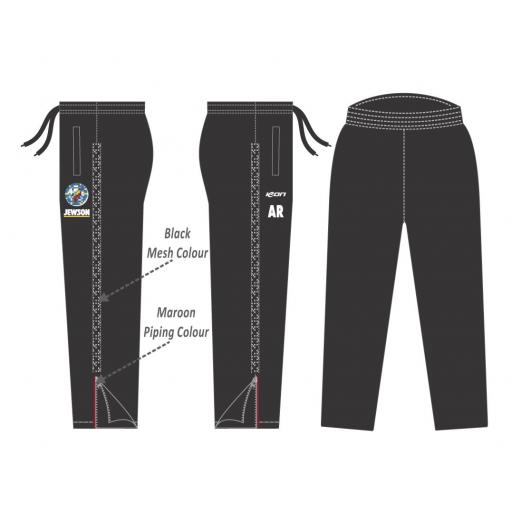 Lytham CC Microstretch Track Pants