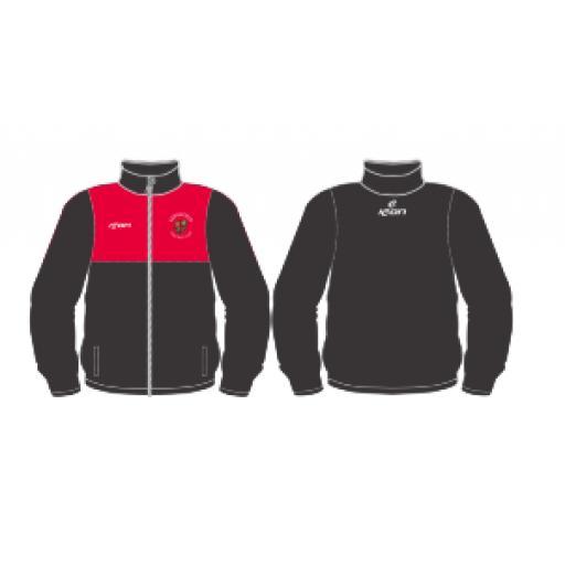 Sedgefield CC Training Jacket - Full Zip