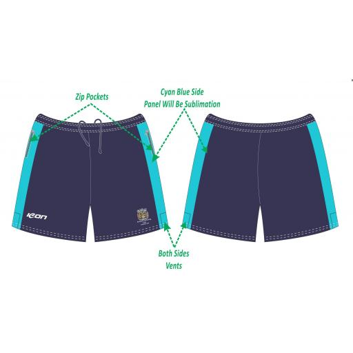 Rochdale Swimming Club Shorts
