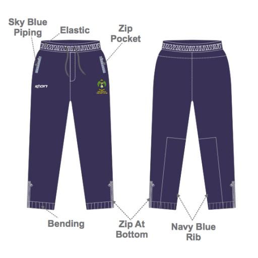 Rochdale CC Slim Fit Track Pants