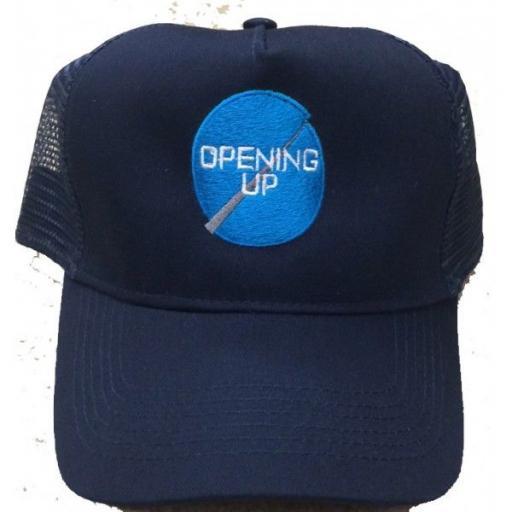 Opening Up Snapback