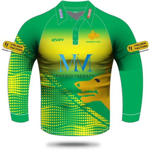 Walsden CC T20 Shirt - Long Sleeve