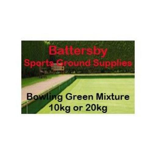 BATTERSBY BOWLING GREEN GRASS SEED