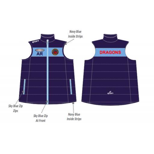 Unsworth CC Puffer Vest