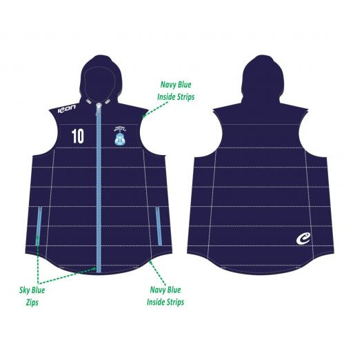 Firwood Bootle CC Puffy Vest