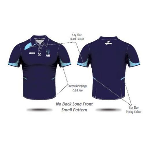 Rochdalians FC Dri Fit Polo Shirt