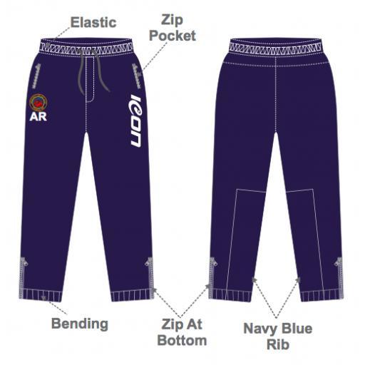 Unsworth CC Slim Fit Track Pants