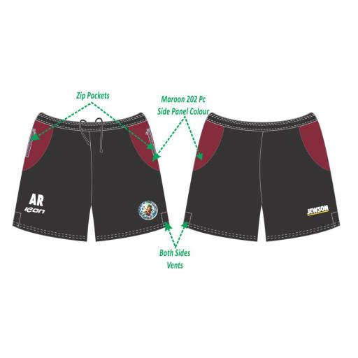 Lytham CC Training Shorts
