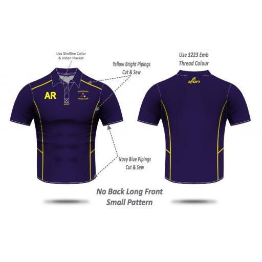 Micklehurst CC Pique Polo Shirt