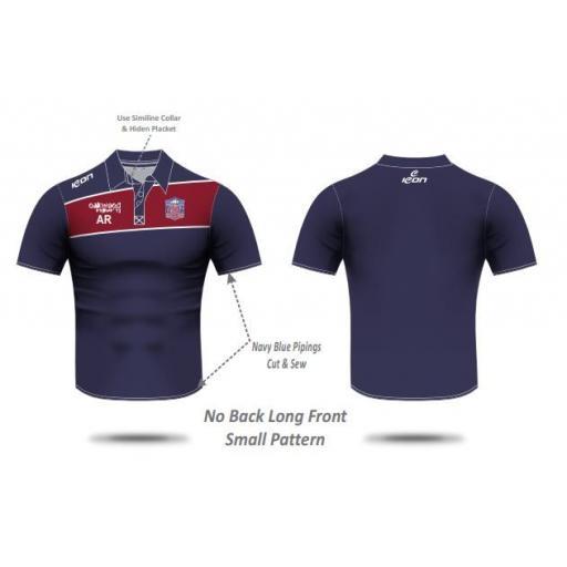 Monton Pique Polo Shirt