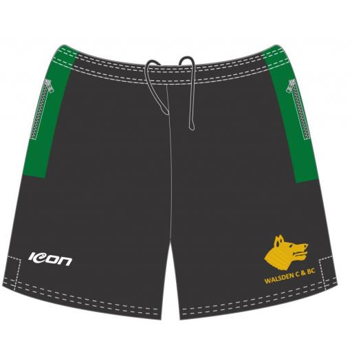 Walsden CC Training Shorts