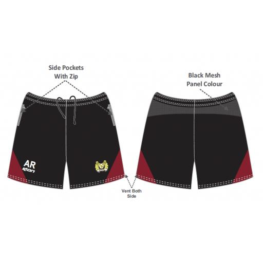 Crompton CC Training Shorts