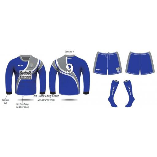 Santos AFC Under 16's Outfield Kit