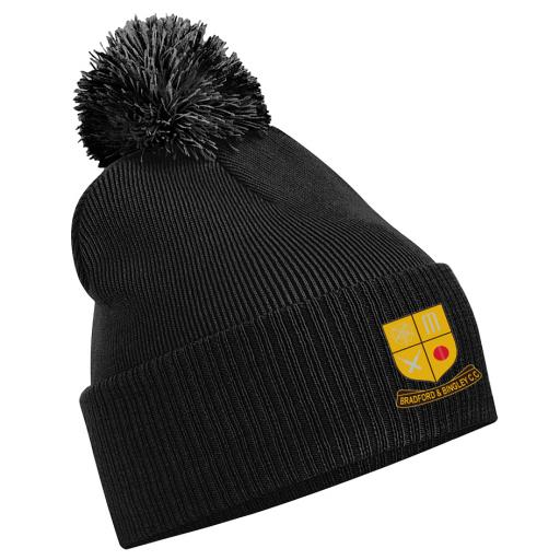 Bradford & Bingley Beanie Hat