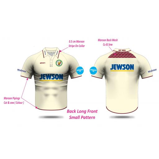Lytham CC Playing Shirt