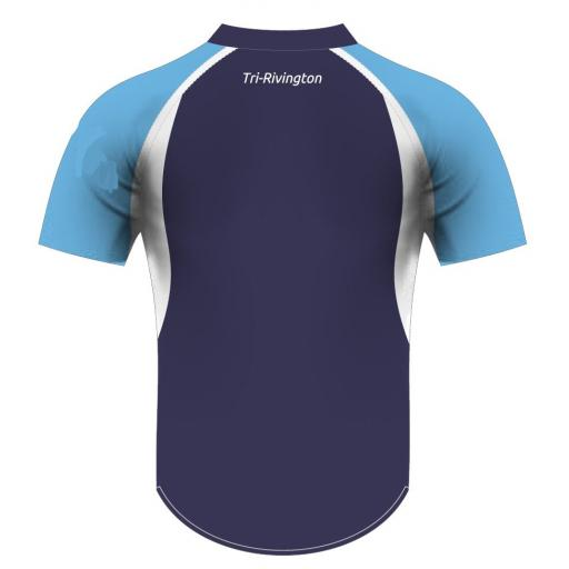 TRI-RIVINGTON POLO TOP