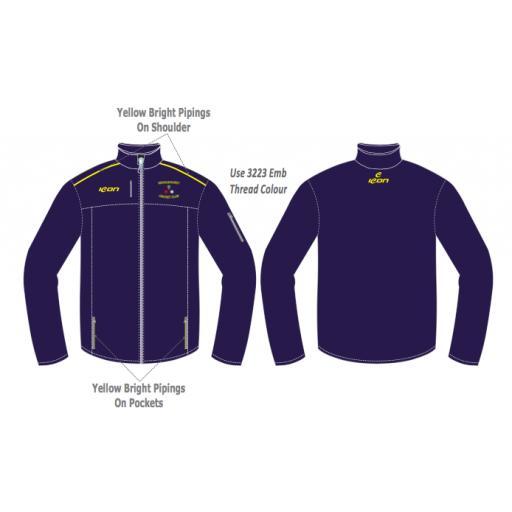 Micklehurst CC Softshell Jacket