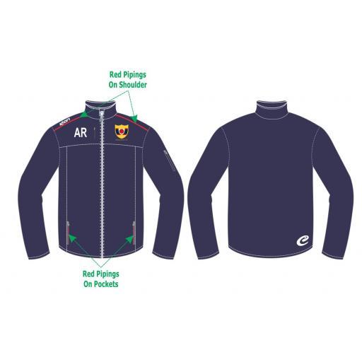 Maghull CC Softshell Jacket